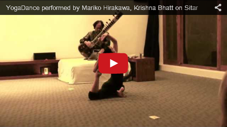Inspirational Yoga Dance with Virtuoso Sitar