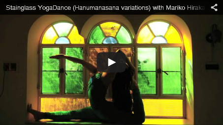 Stainglass YogaDance