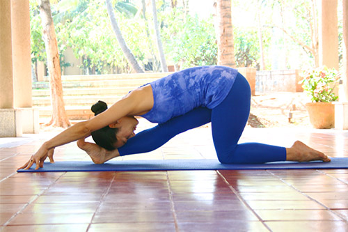 Tridoshic Flow Yoga - mariko hirokawa